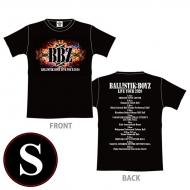 BBZ ツアーTシャツ(BLACK/S)/ IGNITION