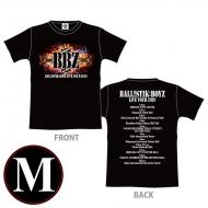 BBZ ツアーTシャツ(BLACK/M)/ IGNITION