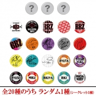 BBZ 缶バッジ(全20種のうち、ランダム1種[シークレット3種])