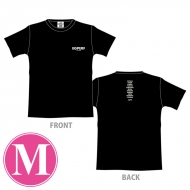 E-girls PERFECT LIVE ロゴTシャツ(M)