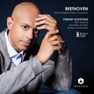 ピアノ協奏曲全集 スチュワート・グッドイヤー、アンドルー・コンスタンティン&BBCウェールズ・ナショナル管弦楽団(3CD)