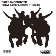 Total Stisfaction / Human (7インチシングルレコード)