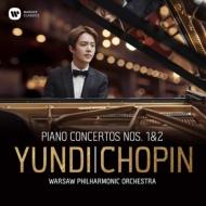 ピアノ協奏曲第1番、第2番 ユンディ・リ、ワルシャワ・フィル