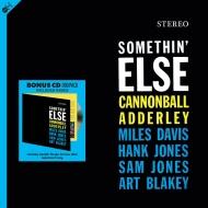 Somethin' Else (+CD)(180グラム重量盤レコード/GROOVE REPLICA)
