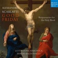 『聖週間−聖金曜日のためのレスポンソリウム』 ラ・スタジオーネ・アルモニカ