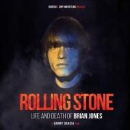 Rolling Stone: Life And Death Of Brian Jones オリジナルサウンドトラック (レッド・ヴァイナル仕様アナログレコード)