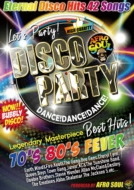 Disco Party 70's 80's Fever