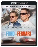 フォードvsフェラーリ 4K UHD