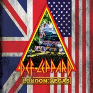London To Vegas 【完全生産限定盤】(2DVD+4SHM-CD)