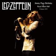 Jimmy Page Birthday At The Royal Albert Hall 9 January 1970(2枚組アナログレコード)※入荷数がご予約数に満たない場合は先着順とさせて頂きます。