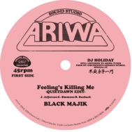 Feeling's Killing Me (Quietdawn Edit)/ Could It Be I'm Falling In Love (Quietdawn Edit)【2020 RECORD STORE DAY 限定盤】 (7インチシングルレコード)