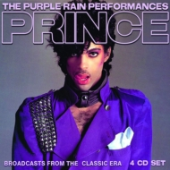 Purple Rain Performances (4CD)