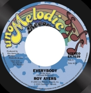 Everybody / And Then We Were One (7インチシングルレコード)