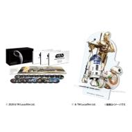 【HMV・Loppi限定グッズ付き】スター・ウォーズ スカイウォーカー・サーガ 4K UHD コンプリートBOX(数量限定)