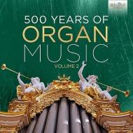 オルガン音楽の500年 第2集(50CD)