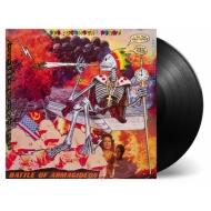 Battle Of Armagideon (180グラム重量盤レコード/Music On Vinyl)