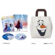 【HMV・Loppi限定グッズ付き】アナと雪の女王2 MovieNEX コンプリート・ケース付き(数量限定)