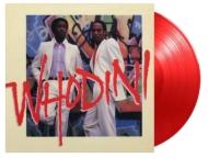 Whodini (レッド・ヴァイナル仕様/180グラム重量盤レコード/Music On Vinyl)