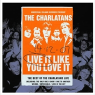 Live It Like You Love It【2020 RECORD STORE DAY 限定盤】(カラーヴァイナル仕様/アナログレコード)