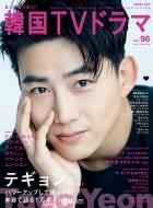 もっと知りたい!韓国TVドラマ vol.96【表紙:テギョン(2PM)】[メディアボーイムック]