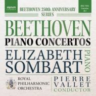 ピアノ協奏曲第3番、第4番 エリーザベト・ソンバール、ピエール・ヴァレー&ロイヤル・フィル