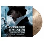 シャーロック・ホームズ シャドウゲーム Sherlock Holmes: A Game Of Shadows オリジナルサウンドトラック (スモークカラーヴァイナル仕様/2枚組/180グラム重量盤レコード)