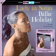 Lady In Satin (180グラム重量盤レコード/GROOVE REPLICA)