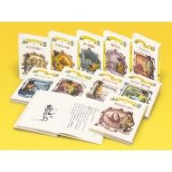 「黒猫サンゴロウ」うみねこ島の船乗りの冒険 全10巻