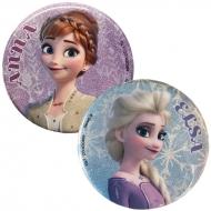 グリッター缶バッジセット / アナと雪の女王2