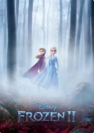 下敷き / アナと雪の女王2