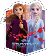 ダイカットステッカーA / アナと雪の女王2