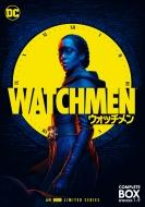 ウォッチメン<シーズン1>無修正版 DVD コンプリート・ボックス(3枚組)