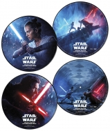 スターウォーズ/スカイウォーカーの夜明け Star Wars: The Rise Of Skywalker オリジナルサウンドトラック (ピクチャーディスク仕様/2枚組