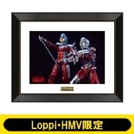 キャラファイングラフ(シリアルナンバー付き)/ UTRAMAN 【Loppi・HMV限定】