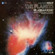 惑星 エイドリアン・ボールト ロンドン・フィルハーモニー管弦楽団 (180グラム重量盤レコード)
