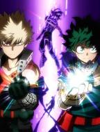 My Hero Academia The Movie  Heroes:Rising Plus Ultra Ban
