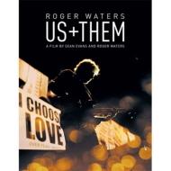 US+THEM 【完全生産限定盤】(Blu-ray)