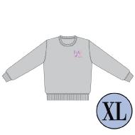 スウェット上(XL)/ Agapanthus