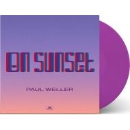 On Sunset (パープルヴァイナル仕様/2枚組アナログレコード)※入荷数がご予約数に満たない場合は先着順とさせて頂きます。