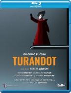 『トゥーランドット』全曲 ウィルソン演出、ルイゾッティ&マドリード王立歌劇場、イレーネ・テオリン、グレゴリー・クンデ、他(2018 ステレオ)(日本語字幕付)