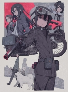 キノの旅 -the Beautiful World-the Animated Series Blu-ray BOX(初回限定生産)(学園キノドラマCD付)