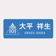 ネームプレート大平祥生 / JO1museum 開催記念グッズ [追加入荷分]