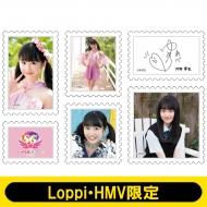 ラバーピンズセット(阿部夢梨)【Loppi・HMV限定】