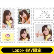 ラバーピンズセット(金澤有希)【Loppi・HMV限定】