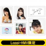 ラバーピンズセット(門林有羽)【Loppi・HMV限定】