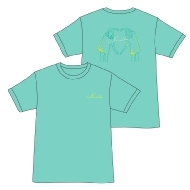 No cambia ビッグTシャツ(ice green)