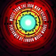 アイアンマン・トリオロジー Music From The Iron Man Trilogy オリジナルサウンドトラック (アナログレコード)