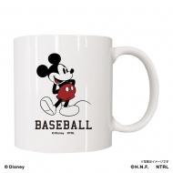 北海道日本ハムファイターズ マグカップ / ミッキーマウス<BASEBALL>