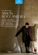 『シモン・ボッカネグラ』全曲 クリーゲンブルク演出、ゲルギエフ&ウィーン・フィル、サルシ、パーペ、他(2019 ステレオ)(2DVD)(日本語字幕付)