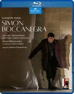 『シモン・ボッカネグラ』全曲 クリーゲンブルク演出、ゲルギエフ&ウィーン・フィル、サルシ、パーペ、他(2019 ステレオ)(日本語字幕付)(日本語解説付)